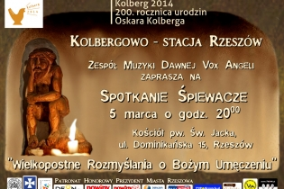 Kolbergowo – Rzeszów station – Lent Reflections On Christ's Passion - miniatura