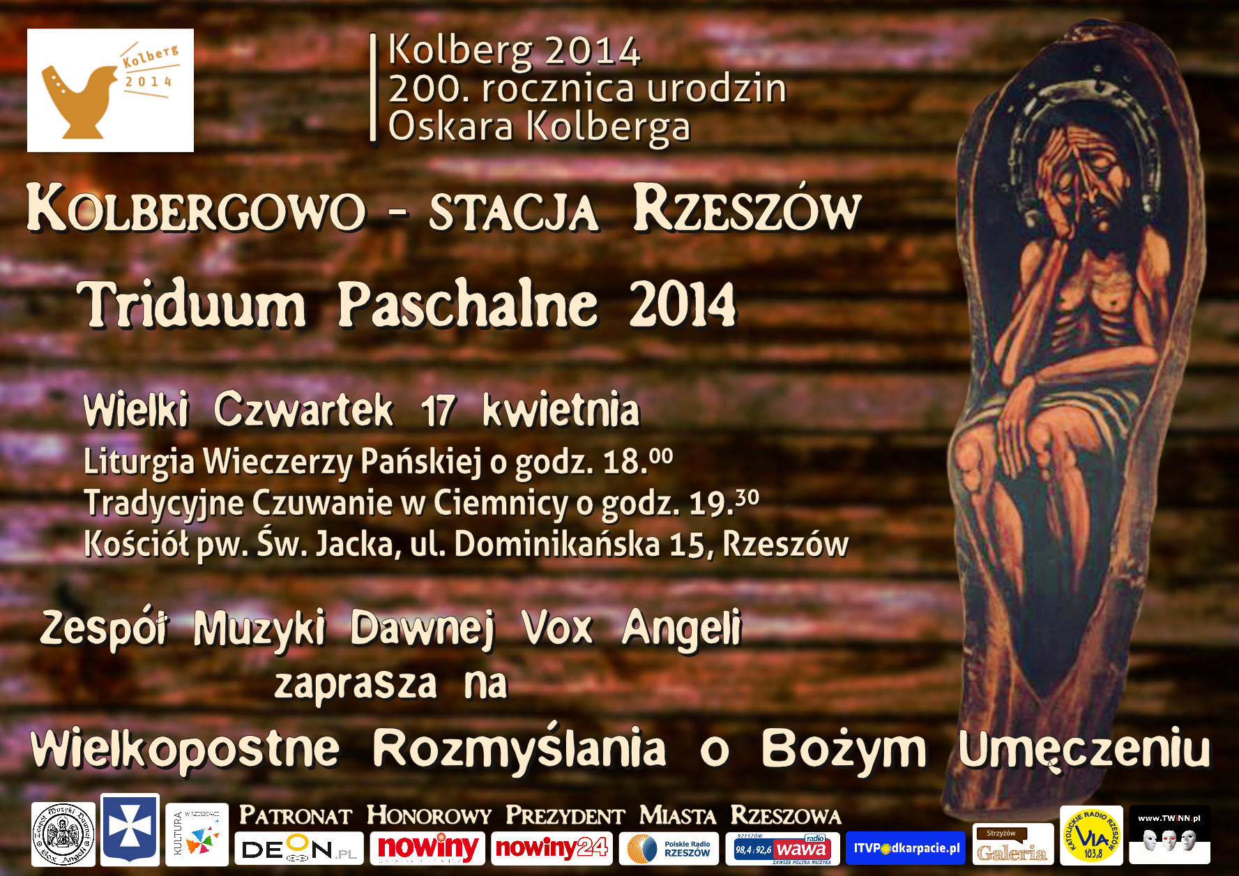 Kolbergowo – Rzeszów station – Paschal Triduum – Vigil at the Altar of Repose - miniatura